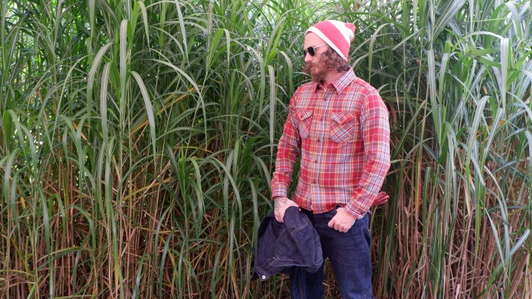 UES Heavy Flannel Shirt